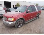 Lot: 2950a - 2001 FORD EXPEDITION SUV - KEY / STARTED