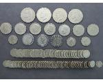 Lot: 1198 - IKE DOLLARS, KENNEDY HALVES & STATE QUARTERS