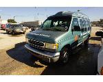Lot: 01-164446 - 1998 Ford E-250 Van - Key / Run & Drives