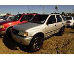 Lot: 08-162655 - 2004 Isuzu Rodeo SUV - Key