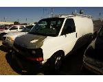 Lot: 11-164622 - 2008 Chevrolet Express Van