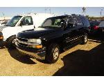 Lot: 12-163847 - 2000 Chevrolet Tahoe SUV