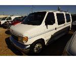 Lot: 14-162939 - 1996 Ford E-150 Van