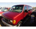 Lot: 17-160709 - 2003 Ford E-350 Super Duty Van