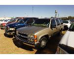 Lot: 19-165897 - 1999 Chevrolet Tahoe SUV - Key