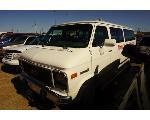 Lot: 21-165533 - 1993 GMC Rally Wagon Van