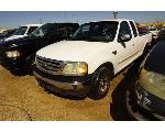 Lot: 23-163888 - 2002 Ford F-150 Pickup - Key / Run & Drives