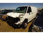 Lot: 27-164639 - 2005 Chevrolet Express Van