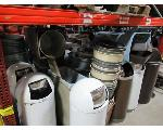 Lot: E5 - (APPROX 50) TRASH CANS
