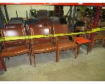Lot: FG 8,9 - (APPROX 40) CHAIRS