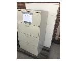 Lot: 23-WS - (2) File cabinets