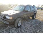 Lot: P14-406924 - 2001 HONDA PASSPORT SUV