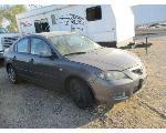 Lot: P22-820051 - 2008 MAZDA 3 - KEY / STARTS & DRIVES