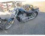 Lot: P31-100314 - 1998 SUZUKI VS800 MOTORCYCLE - KEY