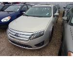 Lot: 114-62985 - 2010 FORD FUSION