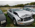 Lot: 12 - 2006 FORD MUSTANG - KEY / STARTED