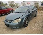 Lot: 04-125796 - 2009 CHEVY COBALT - KEY / STARTED
