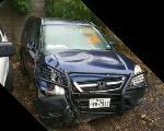 Lot: 2 - 2003 HONDA CRV LL SUV - KEY