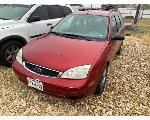 Lot: 21 - 2005 FORD FOCUS WAGON