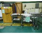 Lot: 73.UV - COSMETOLOGY ITEMS: STEAMER MACHINES, WIG DRYER, TABLES