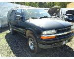 Lot: 18 - 2002 CHEVY S10 BLAZER SUV - KEY / STARTED