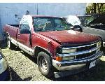 Lot: 22 - 1995 CHEVY 1500 PICKUP - KEY / STARTED