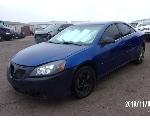 Lot: 6 - 2007 Pontiac G6