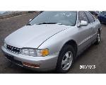 Lot: 8 - 1997 Honda Accord - Key