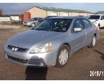 Lot: 15 - 2003 Honda Accord - Key / Runs & Drives