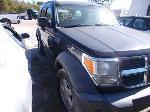 Lot: 1105 - 2007 DODGE NITRO SUV - KEY / RAN