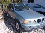 Lot: 1131 - 2002 BMW X5 SUV