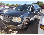 Lot: 3227a - 2003 EDDIE BAUER EXPED SUV