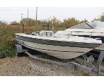 Lot: 2 - 20-FT CENTER CONSOLE BOAT/TRAILER