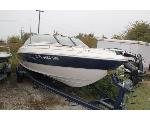 Lot: 4 - 1995 MONTEREY MONTURA BOAT/TRAILER