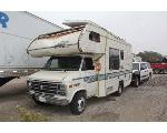 Lot: 5 - 1993 CHEVY MOTOR HOME