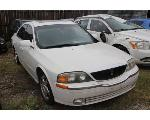 Lot: 11 - 2000 LINCOLN LS