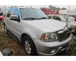 Lot: 15 - 2004 LINCOLN NAVIGATOR SUV
