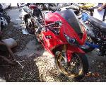 Lot: 09.CS - 2006 Triumph Motorcycle