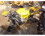 Lot: 13.CS - 2001 Suzuki GSXR600 Motorcycle - KEY