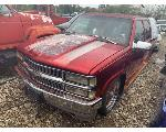Lot: 1727 - 1992 Chevy Suburban SUV - Key / Started