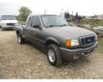 Lot: Q 18-A71595 - 2004 FORD RANGER SUPER CAB PICKUP
