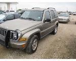 Lot: Q 23-566605 - 2007 JEEP LIBERTY SPORT SUV