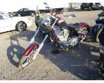 Lot: Q 38-000229 - 2004 BIGDOG MOTORCYCLES CHOPPER  - KEY