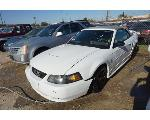Lot: 22-164124 - 2003 Ford Mustang
