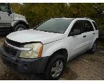 Lot: B 11 - 2005 CHEVY EQUINOX SUV - KEY / STARTED