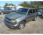 Lot: B 14 - 2005 CHEVY TRAILBLAZER SUV - KEY / STARTED