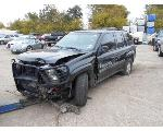 Lot: B 24 - 2003 CHEVY TRAILBLAZER SUV - KEY / STARTED