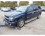 Lot: B 25 - 2003 CHEVY TRAILBLAZER SUV - KEY / STARTED