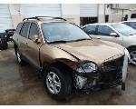 Lot: B9090557 - 2001 HYUNDAI SANTE FE GL SUV - KEY