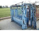 Lot: ANSC-15.COLLEGESTATION - Priefert Cattle Chute